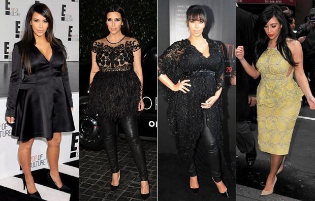 Kim Kardashian - ERROU (Foto: Getty Images)