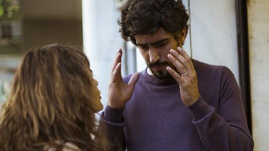Rimena tem briga séria com Renato