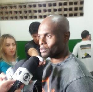 tupi-mg mogi mirim série c brasileiro 2014 juiz de fora Ademilson (Foto: Bruno Ribeiro)