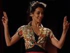 Uma bailarina de pés cheios! Tania Khalill relembra seus tempos de dança em 'Joia'