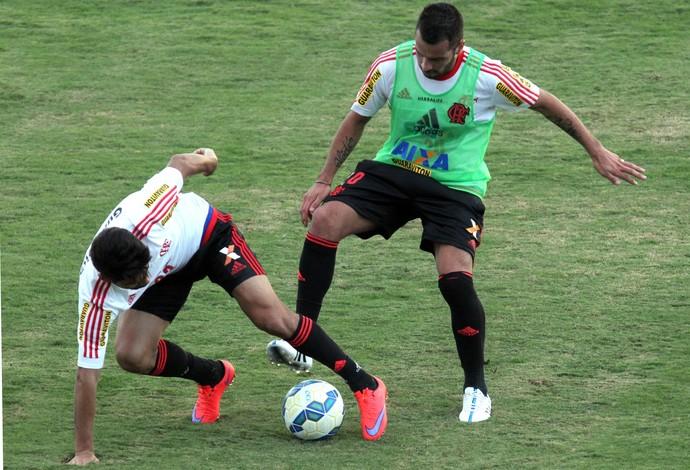Canteros, Flamengo (Foto: Gilvan de Souza / Flamengo)