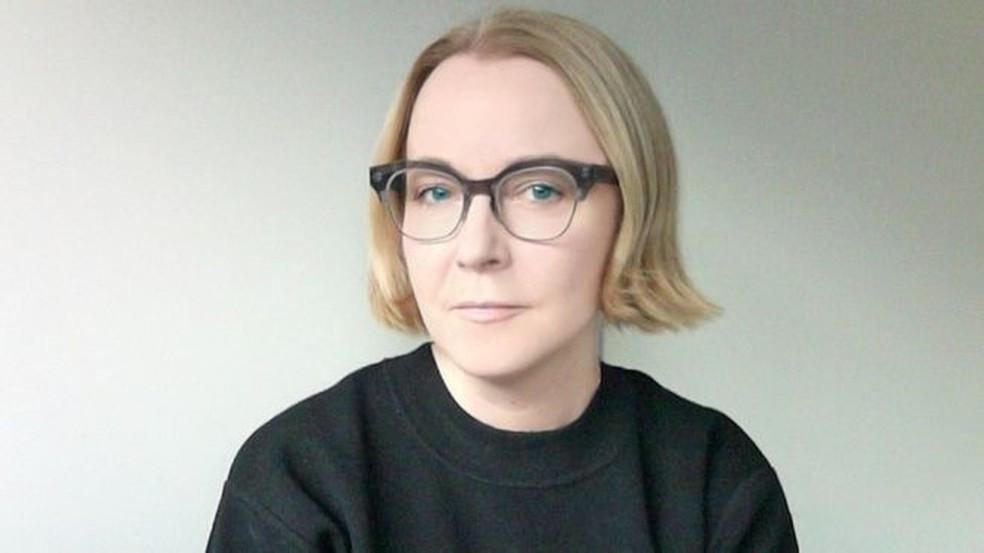 Jane Monnington Boddy, diretora de cor em empresa sobre tendências, tem a missão de saber quais tons estarão em demanda no futuro (Foto: WGSN)