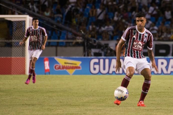 Giovanni, Fluminense, Fluminense x Vasco, Engenhão (Foto: Bruno Haddad/Fluminense F.C.)