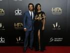 Prêmio 'Hollywood Film Awards' reúne famosos nos Estados Unidos