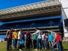 Reeducandos devem fazer a limpeza da Arena Pantanal em Cuiabá