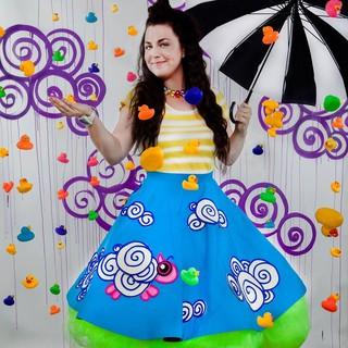 Amy Lee (Foto: Reprodução/Facebook)