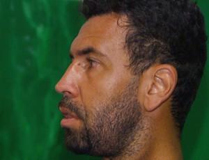 Thiago Matias, zagueiro do Guarani (Foto: Reprodução / EPTV)
