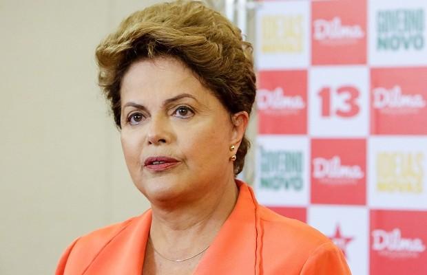 Dilma Rousseff (Foto: Ichiro Guerra/ Dilma 13)