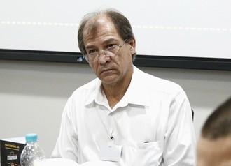 Nilso Moreira, presidente Penapolense (Foto: Rodrigo Corsi / FPF)