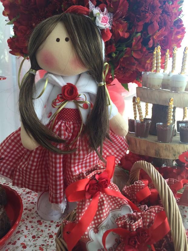 Decoração do nono mesversário de Maria Flor (Foto: Lorena Duque Festas/Divulgação)