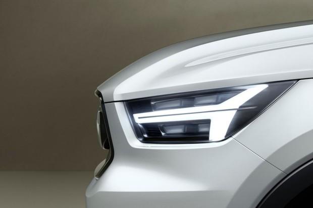 Volvo XC40 (Foto: Divulgação)