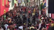 Polícia registra confusão durante prévias carnavalescas em Olinda durante o fim de semana