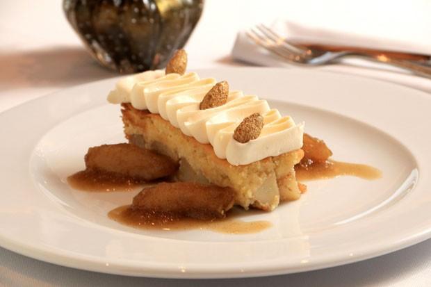 Receita de torta de pera sem glúten (Foto: Divulgação)