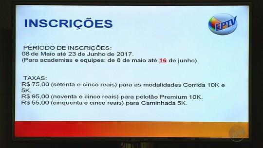 Inscrições para 3ª Corrida Integração de Ribeirão Preto estão abertas