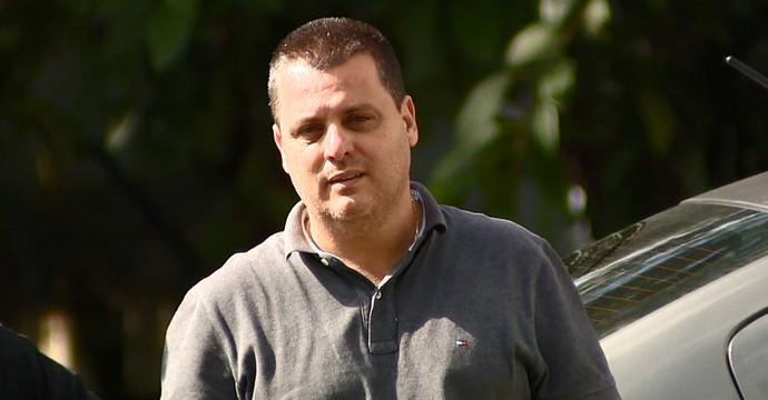 Gustavo Bueno, gerente de futebol da Ponte (Foto: Carlos Velardi/ EPTV)