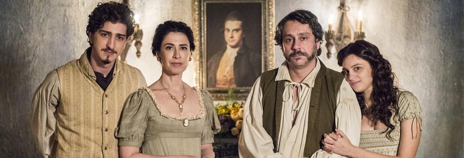 A série completa já está liberada  no Globo Play (assinante série)