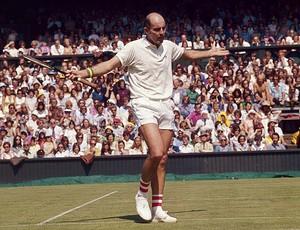 Bob Hewitt, ex-jogador de tênis (Foto: Getty Images)
