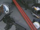 Após perseguição, polícia apreende carro com explosivos em Sumaré, SP