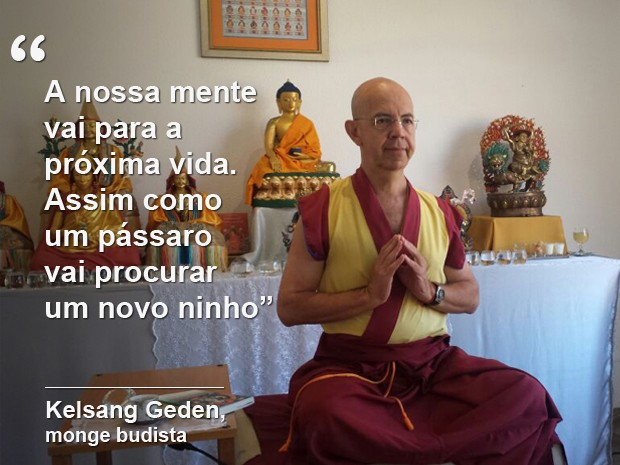 Arte G1 Budismo (Foto: Arlete Moraes/G1)