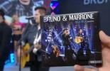 Bruno e Marrone cantaram sucessos no Domingão do Faustão