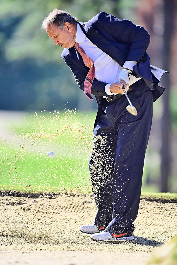 Golfe (Foto: ALEXANDRE BATTIBUGLI e RENATO PIZZUTTO)