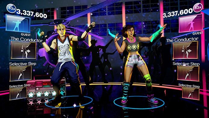 Dance Central abusa das capacidades do Kinect (Foto: Divulgação)