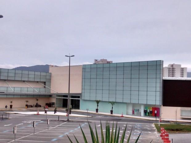 Salas de cinema serão instaladas dentro do shopping de Mogi (Foto: Maiara Barbosa / G1)