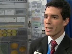 Leonardo Bodo foi convidado para estudar nos EUA (Foto: TV Globo/Reprodução)