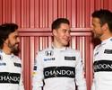 """Button vê pressão para Vandoorne: """"Estar ao lado de Fernando é difícil"""""""