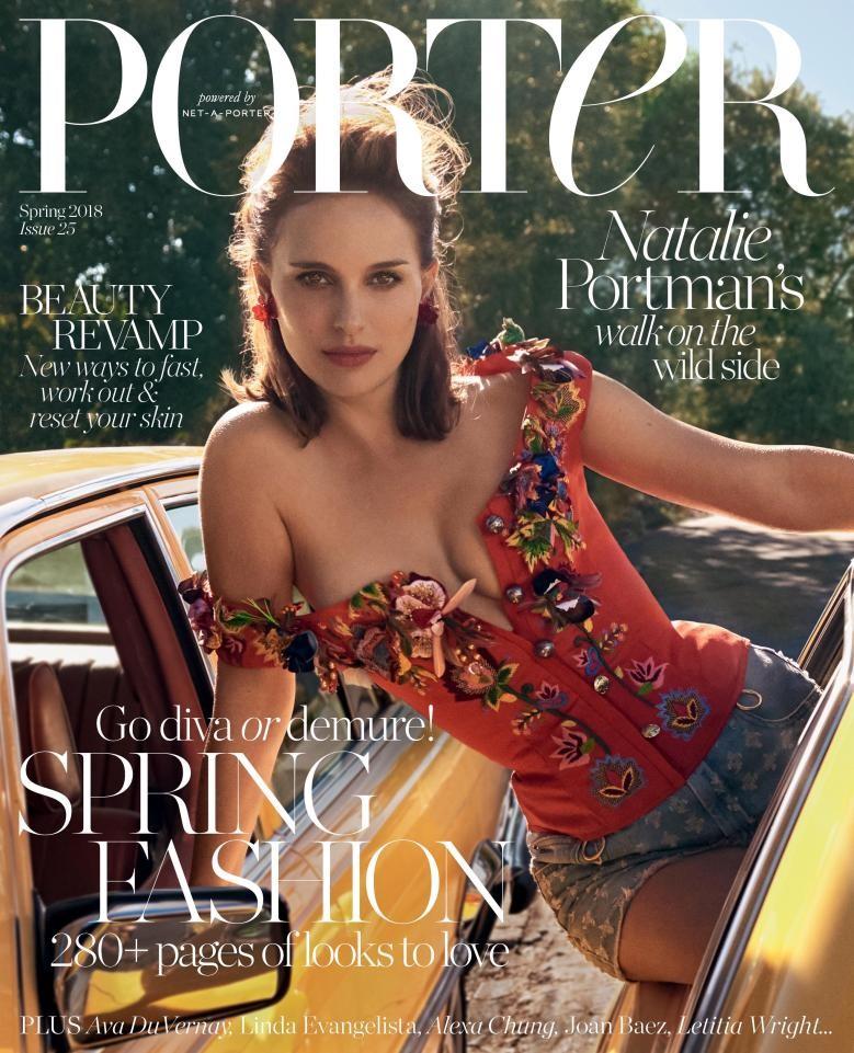 Natalie Portman (Foto: Reprodução)