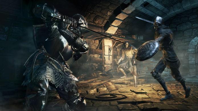 Dark Souls 3 é bem familiar para veteranos (Foto: Divulgação/FromSoftware)