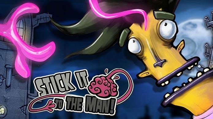 Review Stick It To the Man! (Foto: Divulgação)