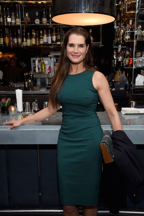 A atriz Brooke Shields (Foto: Getty Images)