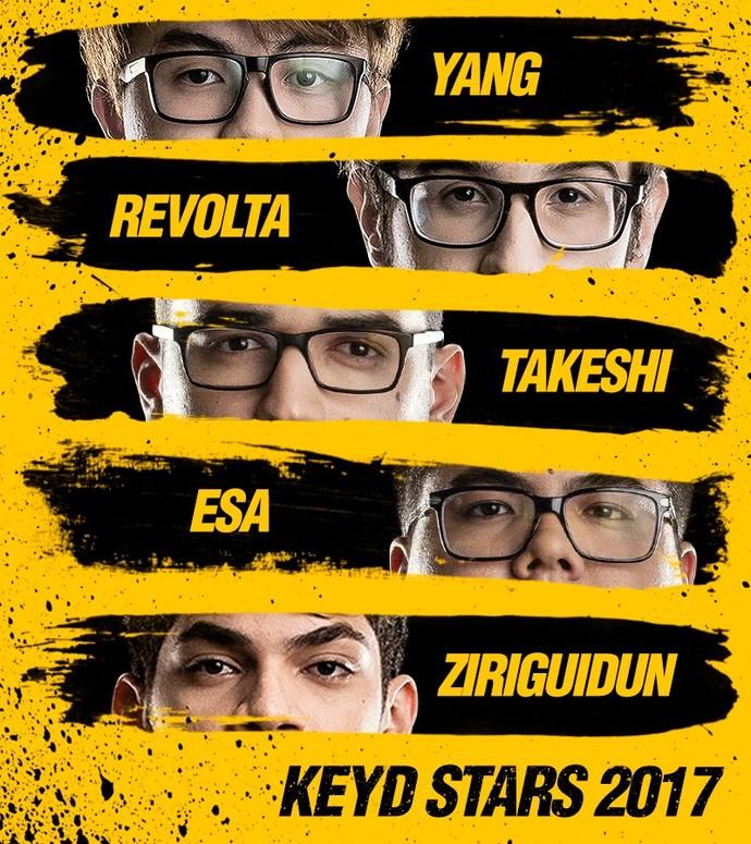 Keyd Stars (Foto: Reprodução / Twitter)