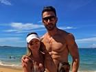 Eliana Amaral assume namoro com empresário: 'Me sinto completa'