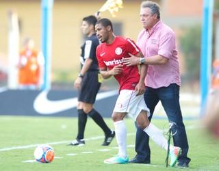 Abel Raphinha Inter São Paulo-RG São Paulo-RS (Foto: Alexandre Lops/Divulgação Inter)
