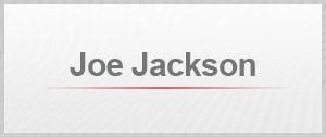 Selo Joe Jackson (Foto: Editoria de Arte/G1)