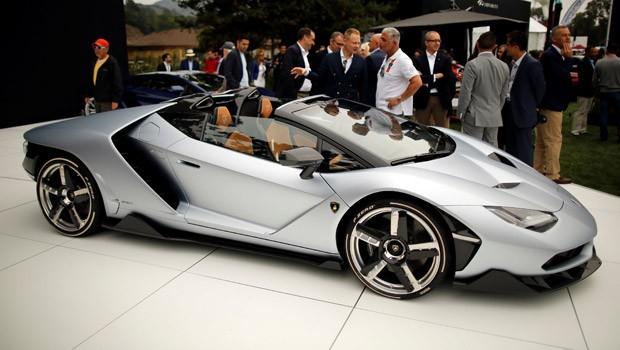 Auto Esporte Novo Lamborghini De R 7 Milhoes Tem Toda Producao