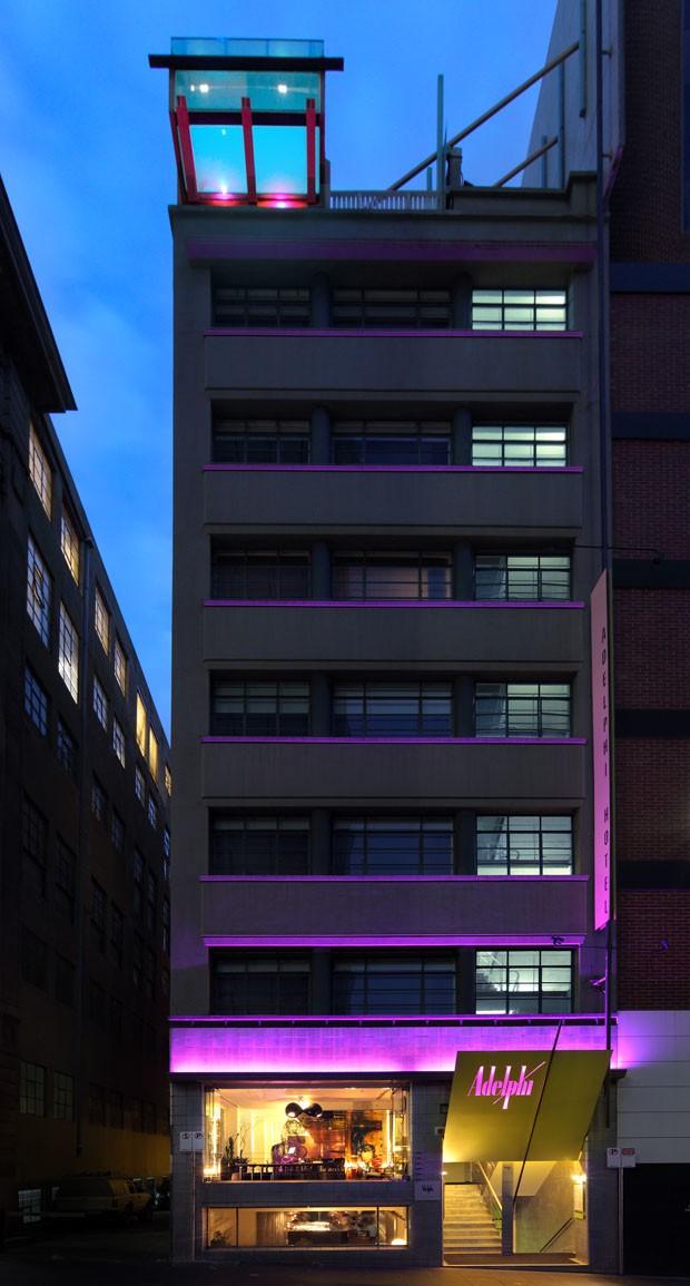 Hotel Adelphi (Foto: Divulgação)