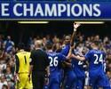 Drogba sai carregado no adeus,  e Chelsea vence na festa do título