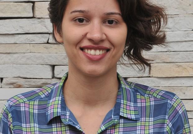 Cecília Silva, do Mackenzie (Foto: Acerco pessoal)