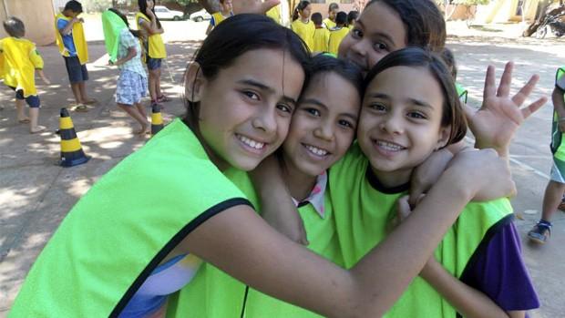Criança Esperança seleciona projetos para apoio em 2018 (Divulgação)