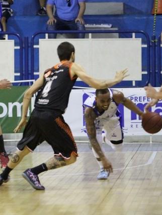 Jamaal - Macaé Basquete (Foto: Raphael Bózeo/Divulgação)