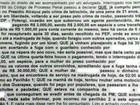Em depoimento, preso diz que fuga de presídio no RN custou R$ 30 mil