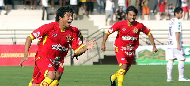 Luan Atlético Sorocaba x Ferroviária (Foto: Fernando Rezende/Diário de Sorocaba)