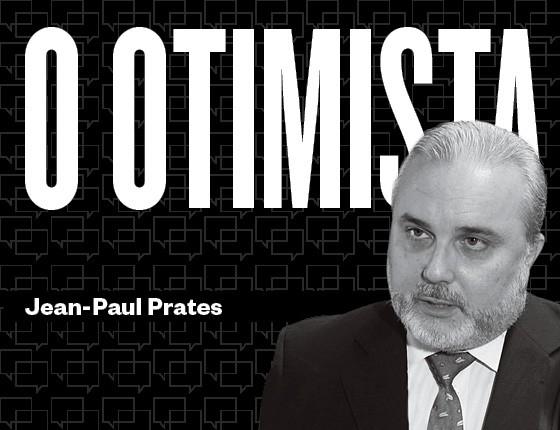 Jean-Paul Prates, ex-secretário de Energia do RN (Foto: Arte/ÉPOCA)