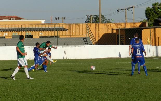 Cuiabá e Águia de Marabá Série C 2013 (Foto: Assessoria/Cuiabá Esporte Clube)