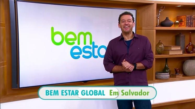Nesta sexta, Fernando Rocha apresenta o programa em Salvador (Foto: Divulgação)