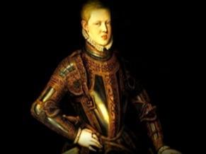 Rei Sebastião (Foto: Reprodução de TV)