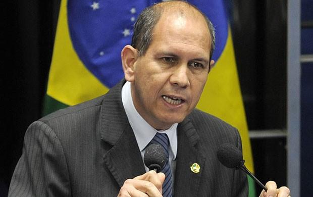 Aníbal Diniz, senador do Acre (Foto: Waldemir Barreto / Agência Senado)